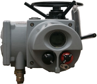 Grey Multi Turn Actuators With 20NM - 2030NM Torque , Motor Operated Valve Actuator