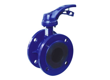 CE ISO Approve Flanged Butterfly Valve,Stainless Steel   Butterfly Valve With Flange