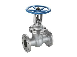 In Line Z41W-25P GB  Metal Gate Valve ,  Ss / Carbon Steel  Flanged Gate Valve