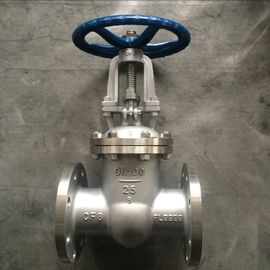Z41W-25P GB Metal Gate Valve ,  Flange Gate  3 Inch Stainless Steel Gate Valve