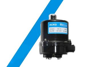 Plumbing Power ON / OFF Motorised Valve Actuator By 50Nm - 1000Nm Torque