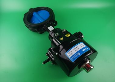DN50 DN65 DN80 Butterfly Valve Air Flow Control Electrically Operated