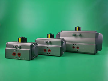 China Air Operated Valve Actuators  Electric Small  Compressed Double Acting supplier